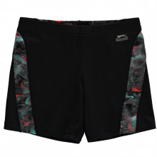 Плавки для мальчика Slazenger Curve Panel Jammers Swim Shorts Junior