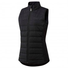 adidas Reversible Quilt Vest Ladies