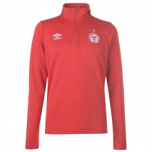 Umbro Shelbourne Half Zip Top Mens