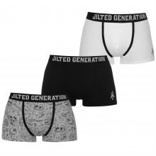 Мужские трусы Jilted Generation 3 Pack Boxers Mens