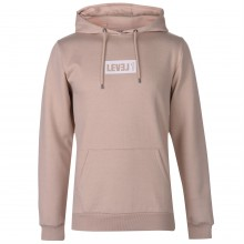 Level 1 Remit Over The Head Hoody Mens