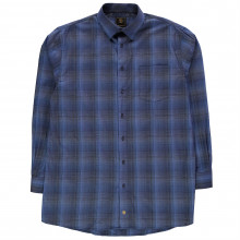 Fusion Overplaid Shirt Mens