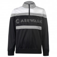 Airwalk Quarter Zip Track Jacket Mens