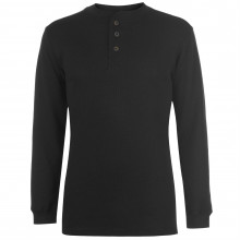 Gelert Therma Henley Jumper Mens
