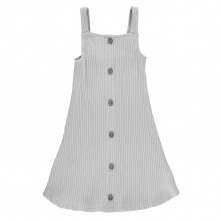 Firetrap Rib Dress Junior Girls