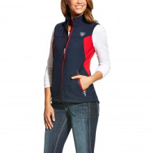 Ariat New Team Softshell Vest Ladies