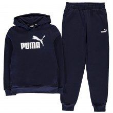 Puma OTH Jogger Hoody Set Junior Boys
