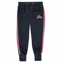 Lonsdale Tape Joggers Junior Girls