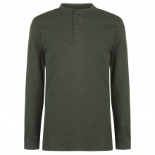 Мужской свитер Gelert Thermal Henley Jumper Mens
