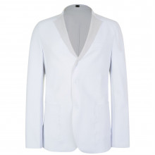 DKNY Button Blazer