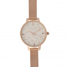 Ted Baker B Mesh RG Watch LdC99