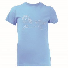 Hy Little Rider Diamante Star in Show T Shirt