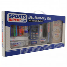 SportsDirect Stationery Set