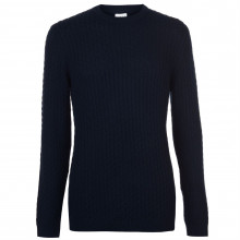 Lincoln Eastcastle Cable Jumper Mens