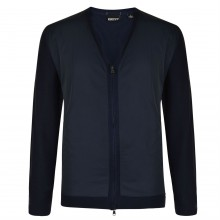 DKNY Zip Through Cardigan