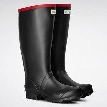 Hunter Argyll Full Knee Wellingtons