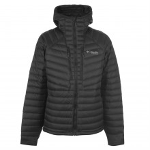 Columbia Tracker Hooded Down Jacket Mens