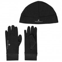 Ron Hill Hat and Glove Set Mens