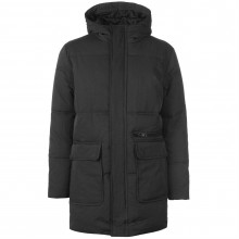 Мужская курточка Label Lab Alpha Hooded Zip Through Puffa Coat