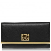 Biba Isla bar leather purse