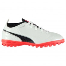 Puma One 17.4 Childrens Astro Turf Trainers