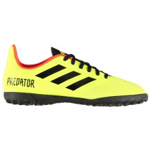 adidas Predator 18.4 Junior Astro Turf Trainers