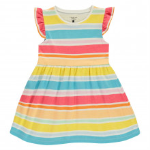 Crafted Jersey Dress Infant Girls