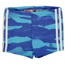 Плавки для мальчика adidas FIT 3S Swimming Boxers Junior Boys