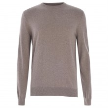 Howick Howick Cotton Cashmere Crew Jumper