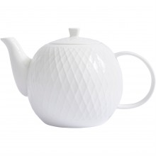 Hotel Collection Ceremony fine bone china teapot, boxed