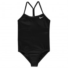 Nike Solid Swimsuit Junior Girls