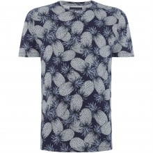 Criminal Pineapple All Over Print T Shirt