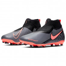 Nike Phantom Vision Academy DF Unisex Junior FG Football Boots