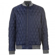 Мужская курточка No Fear Quilted Bomber Jacket Mens sale
