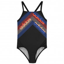 adidas Fit One Piece Swimsuit Junior Girls