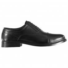 Juicy Oxford Leather Padded Mens Shoes