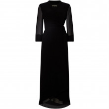 Женское платье Biba PLAIN WRAP DRESS Black 18