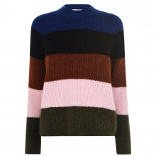 Женский свитер Only Jade Stripe Knit Sweater