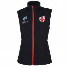 Женский жилет Rugby World Cup 2019 Cup Quilted Gilet Ladies
