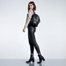 Женский рюкзак Firetrap Blackseal PU Backpack