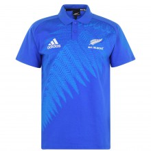 Мужская футболка поло adidas All Blacks Rugby World Cup Polo Shirt Mens