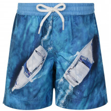 Плавки для мальчика THOMAS ROYALL Children Boys Vancouver Luca Swim Shorts
