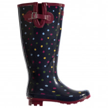 Резиновые сапоги Requisite Spot Welly Boots Ladies