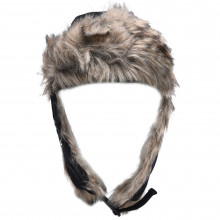 Детская шапка Firetrap Fur Trapper Hat Junior Boys