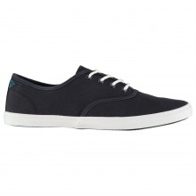 Мужские кеды Soviet Lad Plimsol Mens Canvas Trainers sale