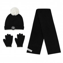 SoulCal 3 Piece Hat Set Junior