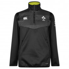 Мужской свитер Canterbury Ireland Rugby Quarter Zip Training Top Mens
