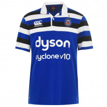 Мужская футболка поло Canterbury Bath Rugby 2018 2018 Classic Polo Shirt Mens