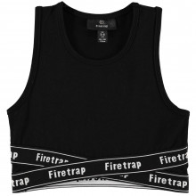 Детская майка Firetrap Crop Elastic Top Girls