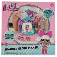 LOL Surprise Sparkle Globe Maker